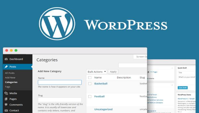 WordPress được sử dụng rất phổ biến