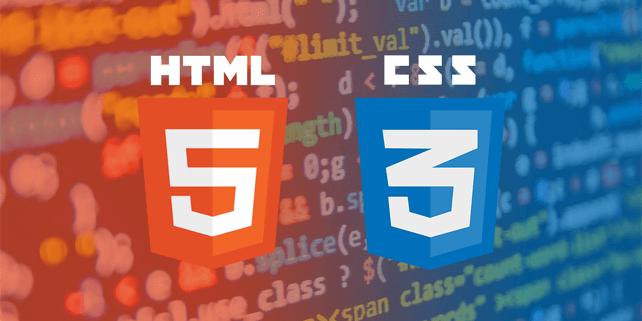 Hai ngôn ngữ quan trong thiết kế website html và css