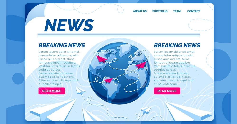 Lợi ích khi tiến hành thiết kế website tin tức