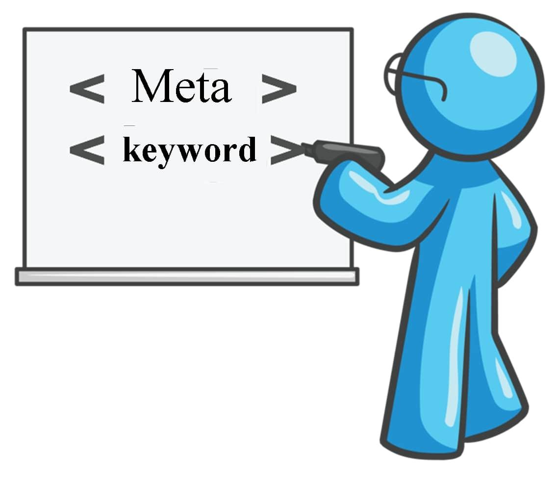 vai trò meta keywords