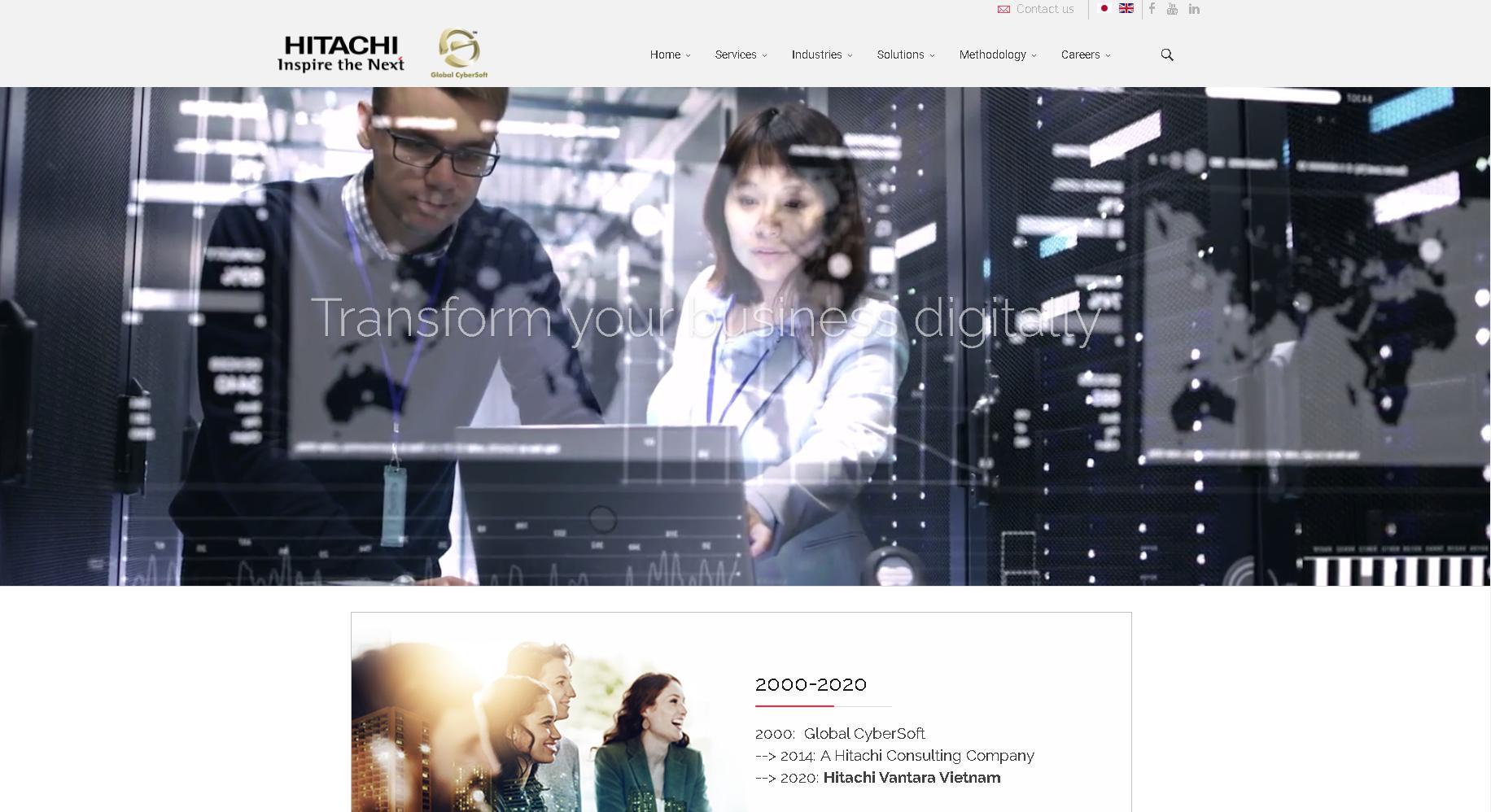 Công ty phần mềm Global CyberSoft