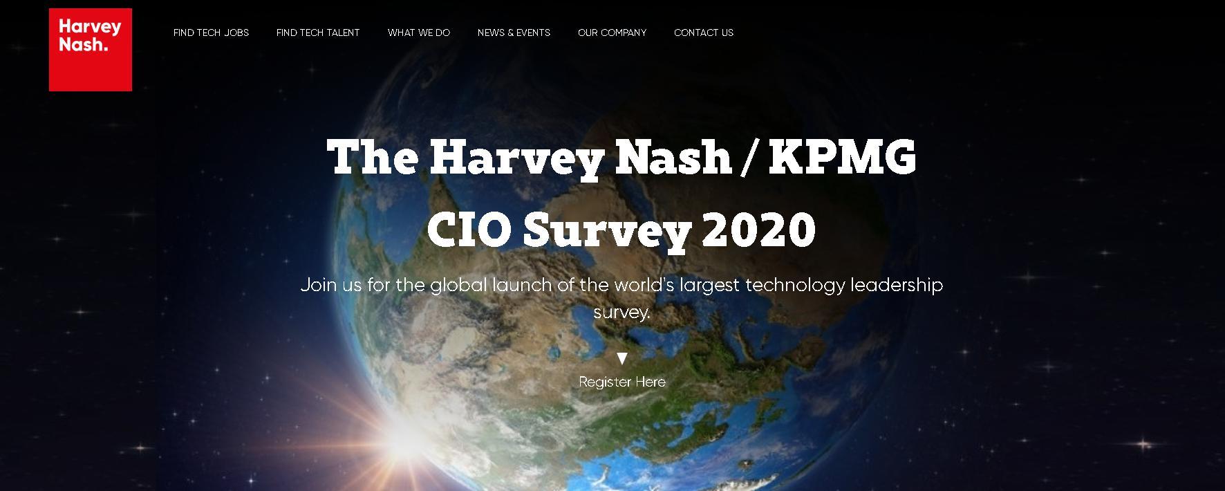Công ty công nghệ phần mềm Harvey Nash