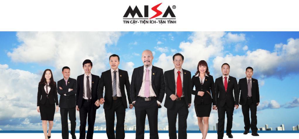 Công ty phát triển phần mềmMISA
