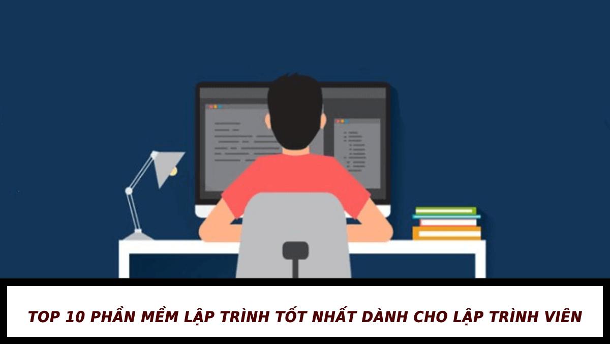 phần mềm viết chương trình