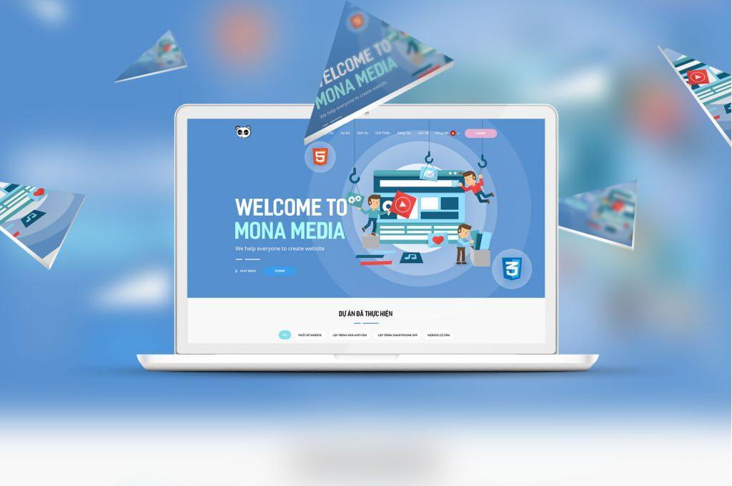 Công ty lập trình phần mềm Mona Media