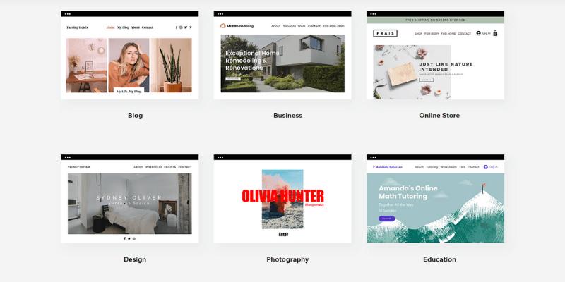 wix - nền tảng tạo website miễn phí hàng đầu